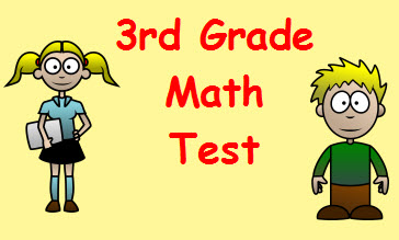 3rd Grade Division Test